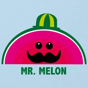 Mr. Melon Baby Lätzchen - Kinder Bio-T-Shirt