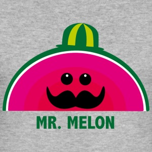 Mr. Melon Sweaters - slim fit T-shirt