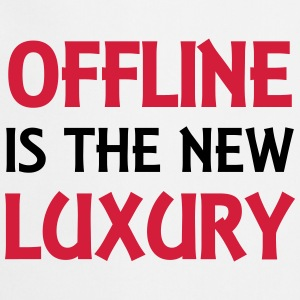 Offline is the new luxury T-Shirts - Cooking Apron