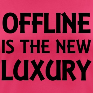 Offline is the new luxury Sports wear - Women's Breathable T-Shirt