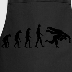 Evolution judo T-Shirts - Kochschürze