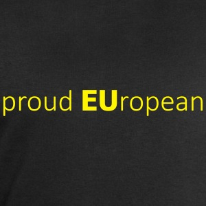 proud EUropean T-Shirts - Men's Sweatshirt by Stanley & Stella