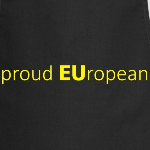 proud EUropean T-Shirts - Cooking Apron