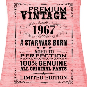 PREMIUM VINTAGE 1967 T-Shirts - Women's Tank Top by Bella