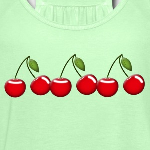 cherries T-Shirts - Women's Tank Top by Bella