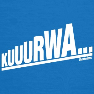 KURWA Francisco Evans ™ - Frauen T-Shirt