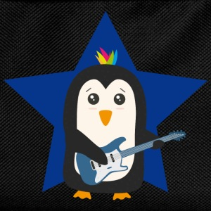 Rock Guitar Penguin Hoodies & Sweatshirts - Kids' Backpack