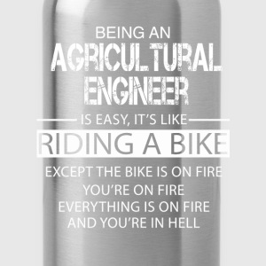 Agricultural Engineer T-Shirts - Water Bottle