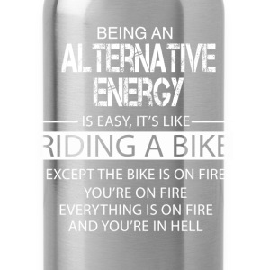 Alternative Energy T-Shirts - Water Bottle