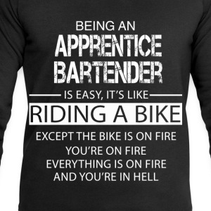 Apprentice Bartender T-Shirts - Men's Sweatshirt by Stanley & Stella