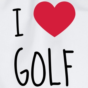 Golf - Sport - Golfer - Club - Green - Game - Play T-shirts - Gymnastikpåse