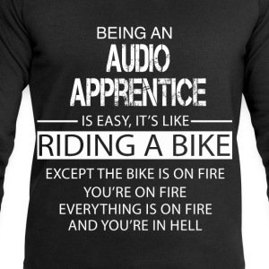 Audio Apprentice T-Shirts - Men's Sweatshirt by Stanley & Stella