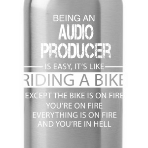 Audio Producer T-Shirts - Water Bottle