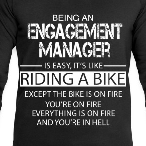 Engagement Manager T-Shirts - Men's Sweatshirt by Stanley & Stella