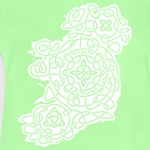 Celtic Map of Ireland T-Shirts - Baby T-Shirt