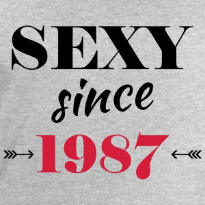 Sexy since 1987 T-Shirts - Men's Sweatshirt by Stanley & Stella