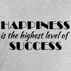 Happiness is the highest level of success T-skjorter - Sweatshirts for menn fra Stanley & Stella