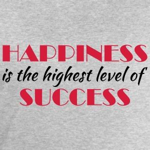 Happiness is the highest level of success T-shirts - Sweatshirt herr från Stanley & Stella