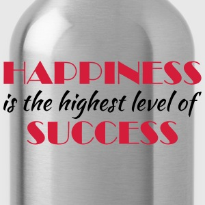 Happiness is the highest level of success Tee shirts - Gourde