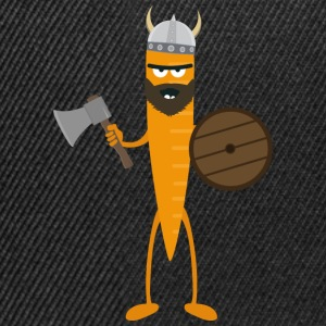 Viking carrot Shirts - Snapback Cap