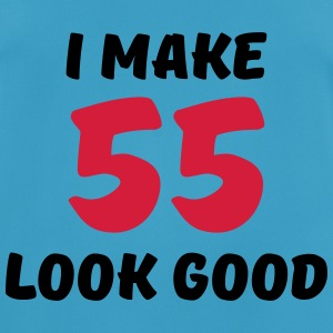 I make 55 look good Sports wear - Men's Breathable T-Shirt