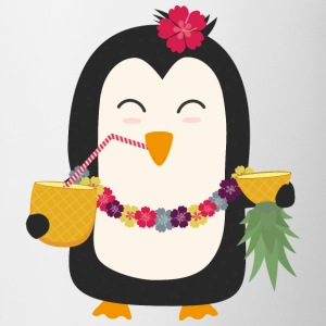 Hawaii Pinguin Felpe - Tazza
