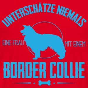 UN Border Collie  Pullover & Hoodies - Männer T-Shirt