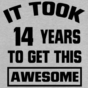 IT HAS TAKEN 14 YEARS TO SO BLATANTLY TO BE! Shirts - Baby T-Shirt