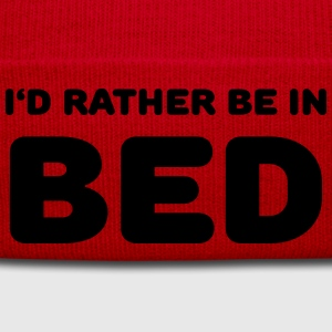 I'd rather be in bed Sportkleding - Wintermuts