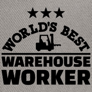 Warehouse worker T-Shirts - Snapback Cap