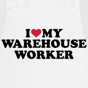 Warehouse worker T-Shirts - Kochschürze