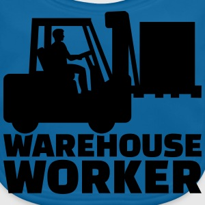 Warehouse worker T-Shirts - Baby Bio-Lätzchen