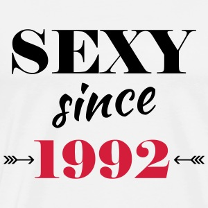 Sexy since 1992 Manches longues - T-shirt Premium Homme
