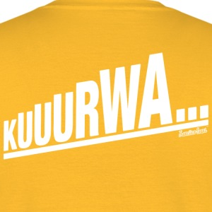 KURWA Francisco Evans ™ Tops - Men's T-Shirt