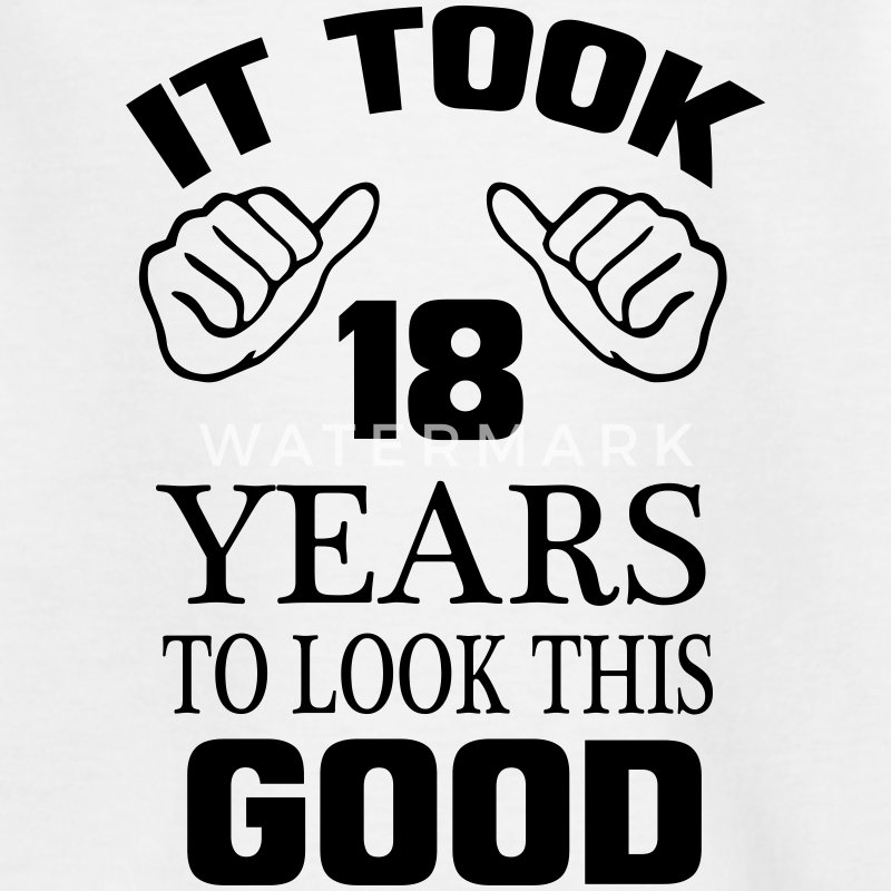 I GOT TO SEE 18 YEARS USED, SO GOOD! Shirts - Teenage T-shirt