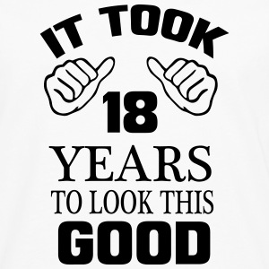 I GOT TO SEE 18 YEARS USED, SO GOOD! Shirts - Men's Premium Longsleeve Shirt
