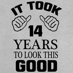 I LOOK 14 YEARS USED, SO GOOD! Shirts - Baby T-Shirt