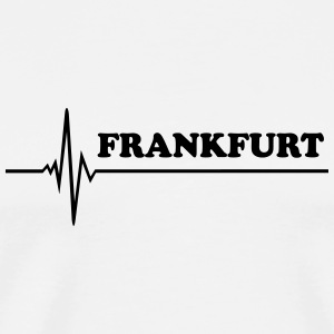 Frankfurt Mugs & Drinkware - Men's Premium T-Shirt