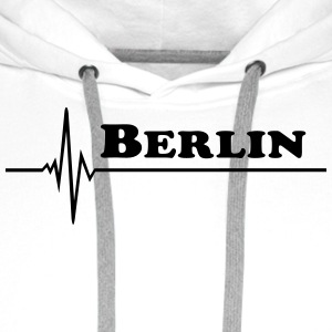 Berlin Mugs & Drinkware - Men's Premium Hoodie