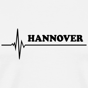 Hannover Mugs & Drinkware - Men's Premium T-Shirt