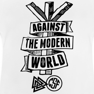 Against The Modern World Langarmshirts - Baby T-Shirt