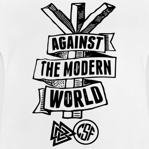 Against The Modern World T-Shirts - Baby T-Shirt