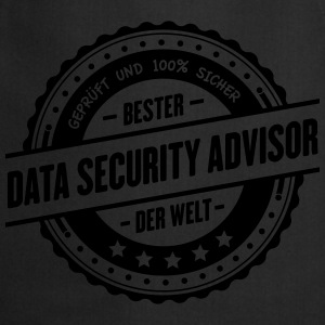 Beste Data-Security Advisor der Welt - Kochschürze