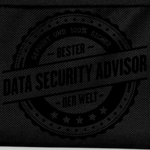 Beste Data-Security Advisor der Welt - Kinder Rucksack