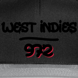 west indies 4 Tee shirts - Casquette snapback