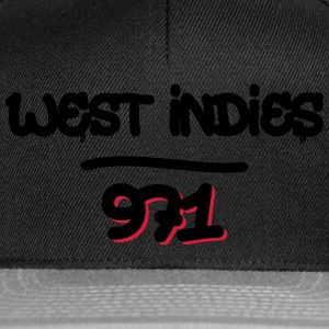 west indies 3 Tee shirts - Casquette snapback