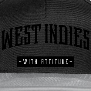 west indies Tee shirts - Casquette snapback