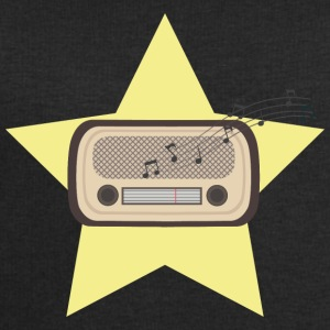 Retro Radio Tee shirts - Sweat-shirt Homme Stanley & Stella