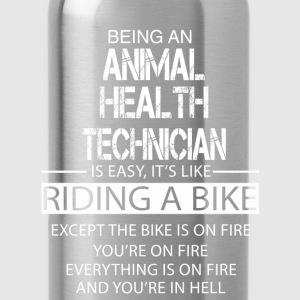 Animal Health Technician T-Shirts - Water Bottle