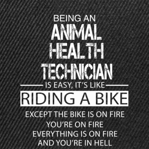 Animal Health Technician T-Shirts - Snapback Cap